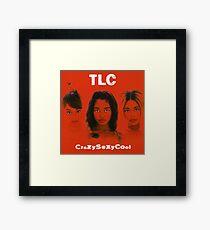 TLC-Crazy Sexy Cool Framed Print