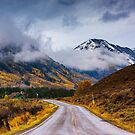Down The Road by John  De Bord Photography