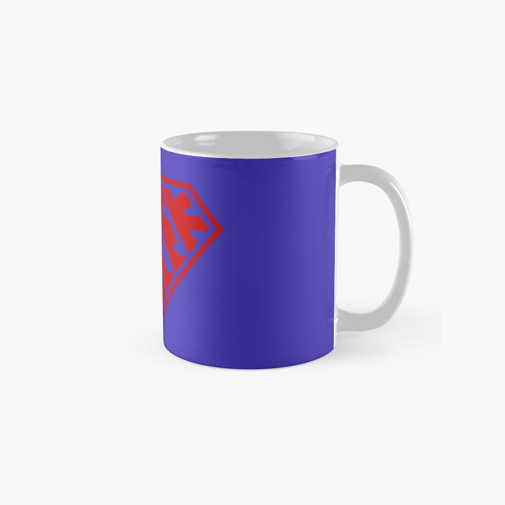 Geek SuperEmpowered (Red) Classic Mug
