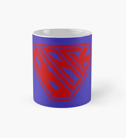 Black SuperEmpowered (Red) Mug