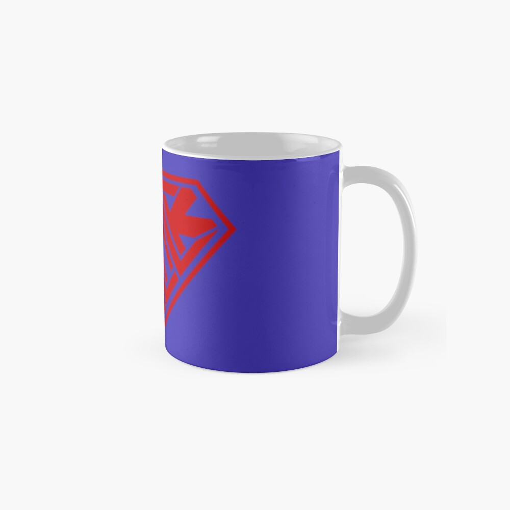 Black SuperEmpowered (Red) Classic Mug