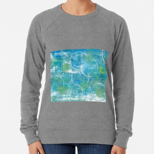 Mono Test - Scan Lightweight Sweatshirt