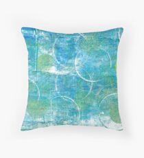 Mono Test - Scan Floor Pillow