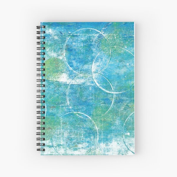 Mono Test - Scan Spiral Notebook