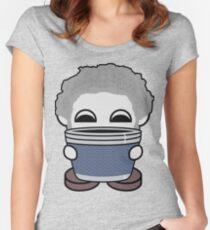 STPC: Grandpa Yo O'BOT Toy Robot (Travel Mug) Women's Fitted Scoop T-Shirt