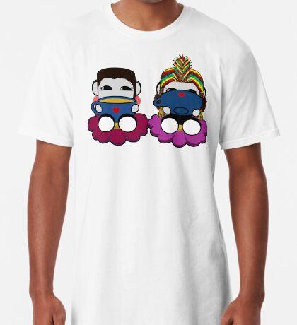 STPC: Naka Do & Oyo Yo (Truth & Sipping Tea) Long T-Shirt