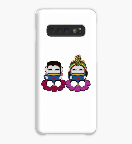 STPC: Naka Do & Oyo Yo (Tea) Case/Skin for Samsung Galaxy