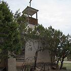 Abandoned Church Trinidad, Colorado by DariaGrippo