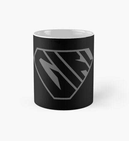 Girl SuperEmpowered (Black on Black) Mug