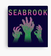 Seabrook Canvas Print