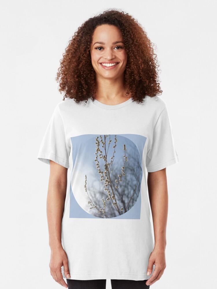 Alternate view of Serene Slim Fit T-Shirt
