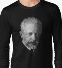composer Tchaikovsky Long Sleeve T-Shirt