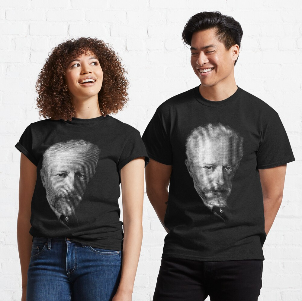 composer Tchaikovsky Classic T-Shirt