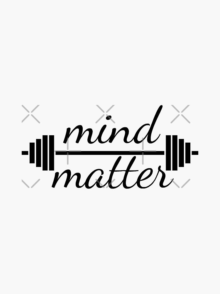 mind over matter by kamrynharris18