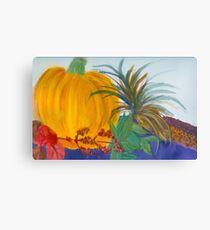 Fall Stilllife  Canvas Print
