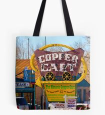 Copper Kettle Tote Bag