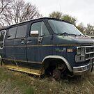 GMC Vandura 2500 Third generation (1971–1995) by DariaGrippo