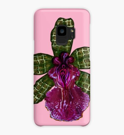 Pinque Purrfection Case/Skin for Samsung Galaxy