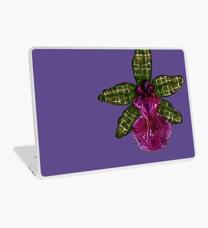 Pinque and Purrple Laptop Skin