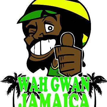 Jamaican Pride Apparel  by peterparkertay