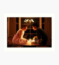 Sixteen Candles - The Table Art Print