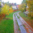 Autumn in Szentendre by Philip Alexander