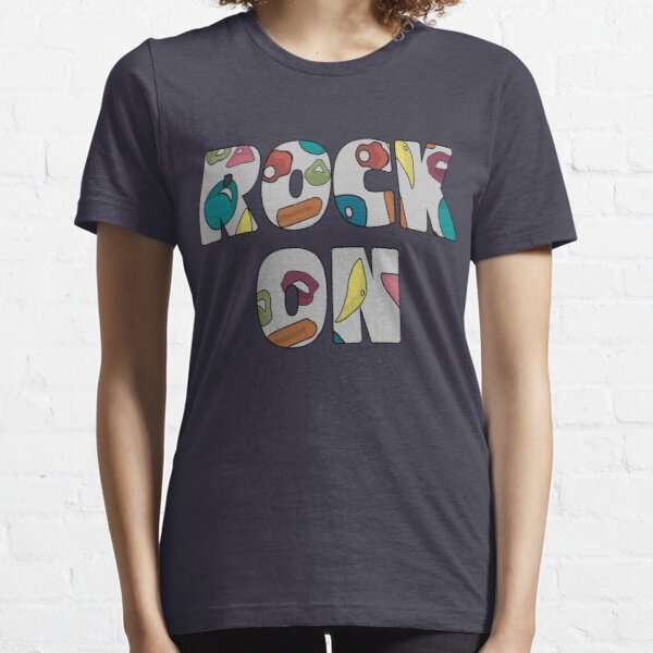 Rock On Rock Climbing  Essential T-Shirt