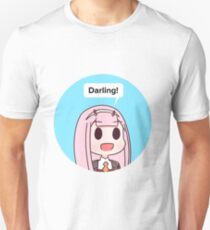 Darling in the Franxx: Zero Two Slim Fit T-Shirt