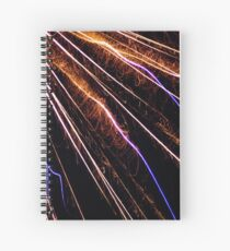 in my dreams you came true Spiral Notebook