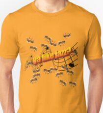 Du magst Jazz? Slim Fit T-Shirt