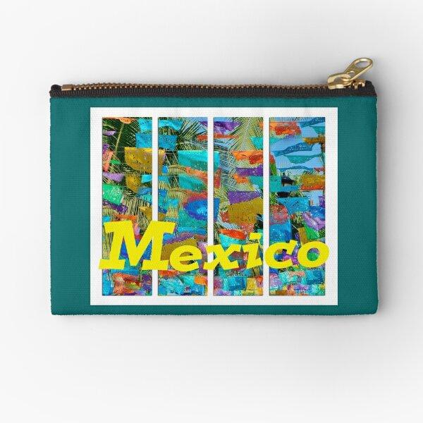 Mexico Celebration Zipper Pouch