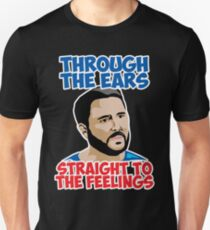 Straight to the Feelings Unisex T-Shirt