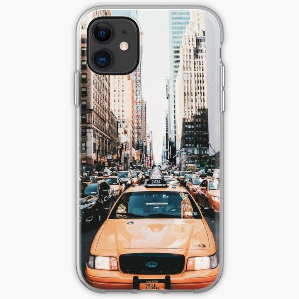 New York Funda blanda para iPhone