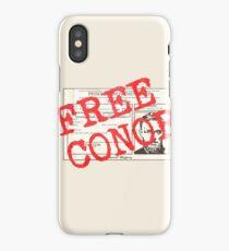 Free Conor - Mug Shot iPhone Case
