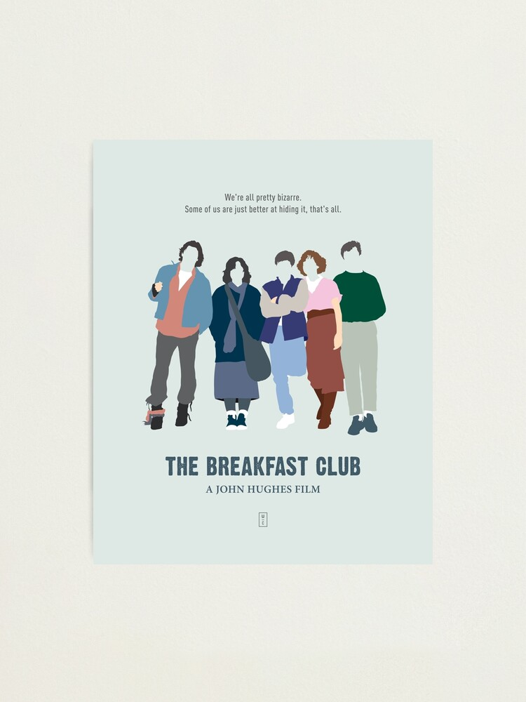 Alternate view of The Breakfast Club Photographic Print