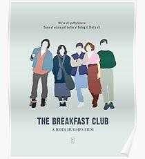 Der Frühstücks-Club Poster
