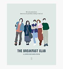 Der Frühstücks-Club Fotodruck