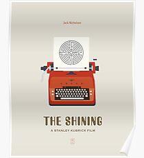 Das Leuchten Poster