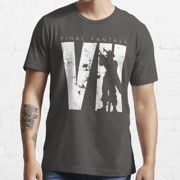 Final Fantasy VII - Minimal Essential T-Shirt