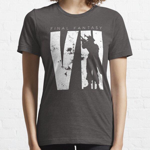 Final Fantasy VII - Minimal Essential T-Shirt