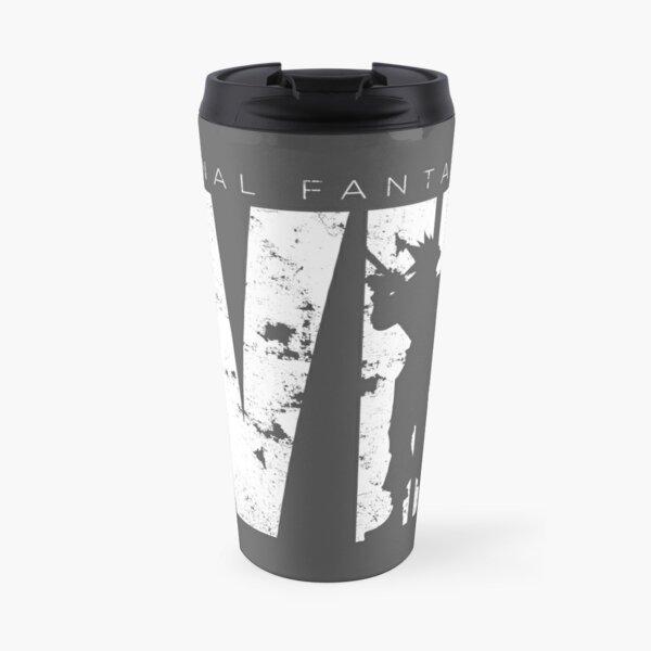 Final Fantasy VII - Minimal Travel Mug