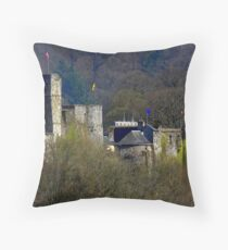 CHATEAU BOUILLON Throw Pillow