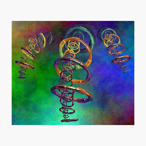 Sprung by Dream Garden Graphics Photographic Print