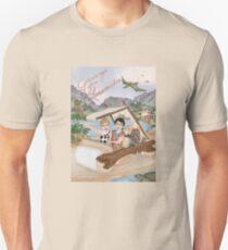 Greetings from Laramidia  Unisex T-Shirt