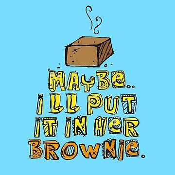 Brownie by metalspud