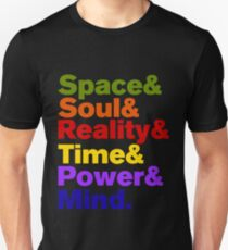 Infinity Stones Colored Unisex T-Shirt