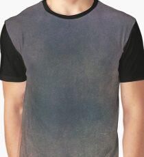 Ancient Purple Metallic Texture Graphic T-Shirt