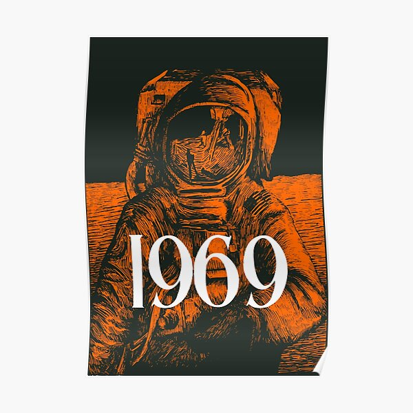 1969 - the celebration Poster