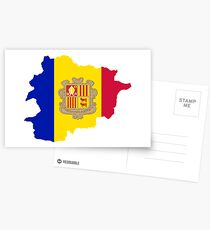 Andorra Postcards