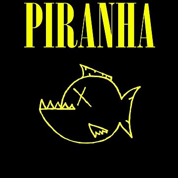 Piranha by BalageBoutik